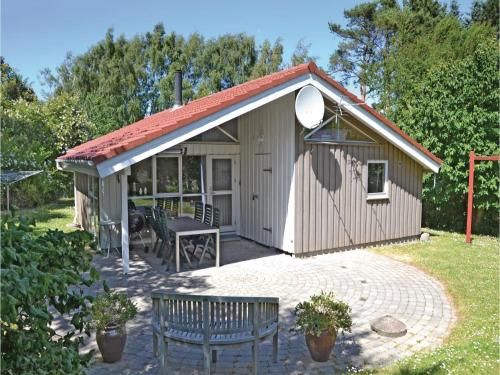Holiday home Grønsalsager