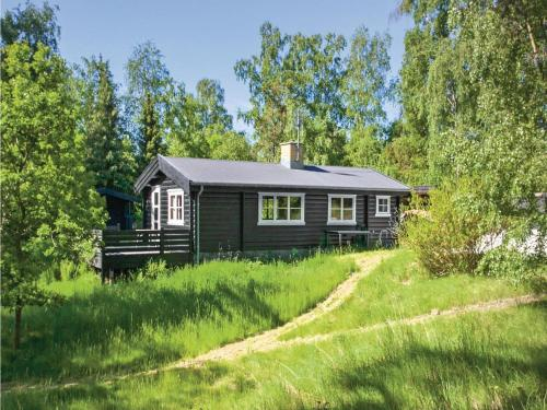 Two-Bedroom Holiday home Rørvig with a room Hot Tub 06