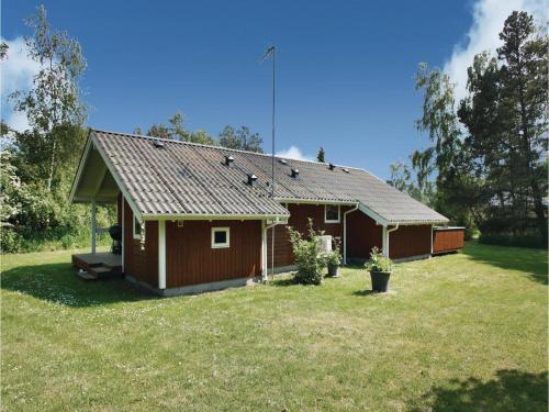 Holiday home Bæverstien Nykøbing Sj X
