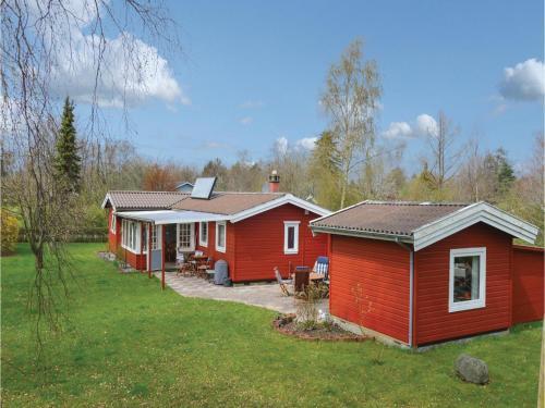 Holiday Home Asnæs with Fireplace VII