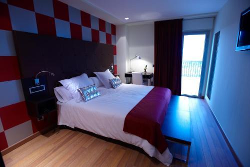 Habitación Doble Deluxe Hotel Eguren Ugarte 1