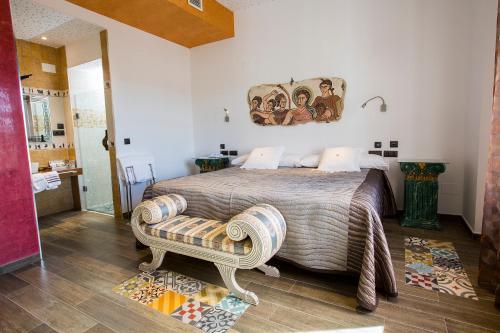 Habitación Doble - 1 o 2 camas - Uso individual Hotel el Lagar de Isilla 1