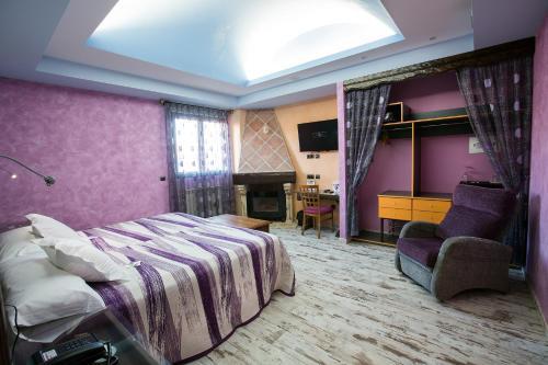 Habitación Doble - 1 o 2 camas - Uso individual Hotel el Lagar de Isilla 2