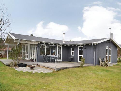 Holiday Home Ebeltoft with Fireplace V