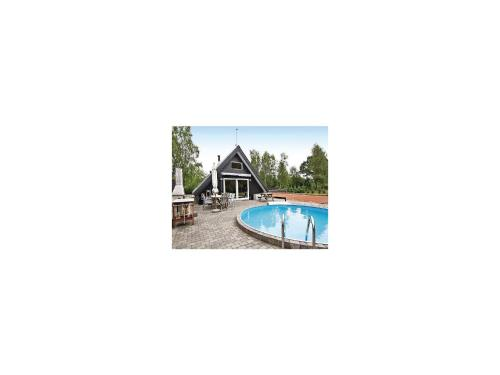 Holiday home Ebeltoft 57 with Outdoor Swimmingpool