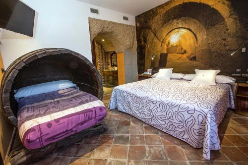 Habitación Doble - 1 o 2 camas - Uso individual Hotel el Lagar de Isilla 3