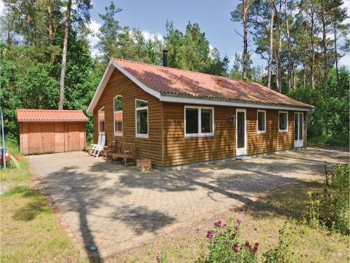 Holiday home Grævlingevej Rønde