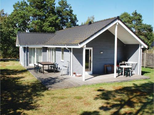 Holiday home Knebel 307