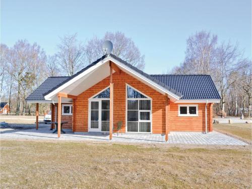 Holiday home Fælledvej Glesborg XII