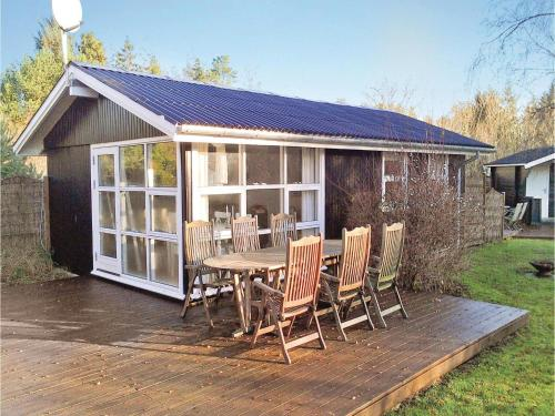Holiday home Hals 36