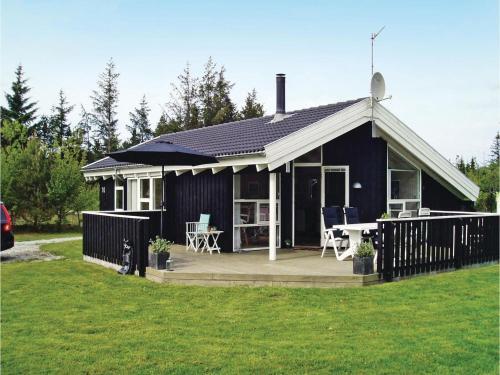 Holiday home Tranebærvej Jerup IV