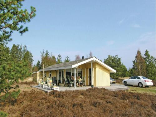 Holiday home Klitmarken Strandby III