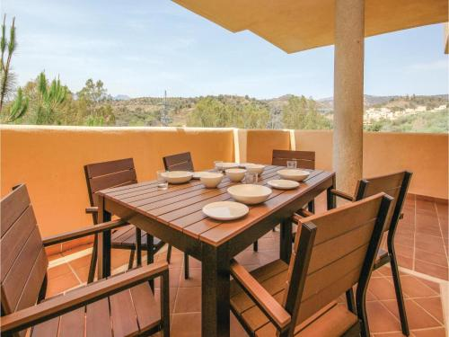 Three-Bedroom Apartment in Elviria