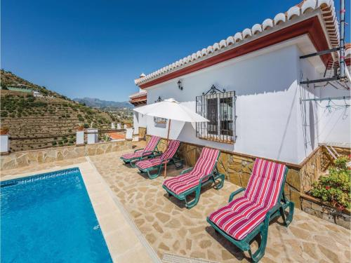 Holiday home Torrox 82 with Outdoor Swimmingpool