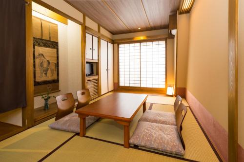 Japanese-Style Deluxe Room with Shower