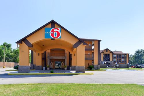 Motel 6 Lafayette, La