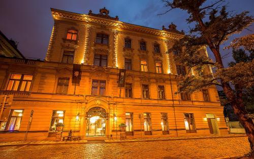 Le Palais Art Hotel Prague - 16 of 51