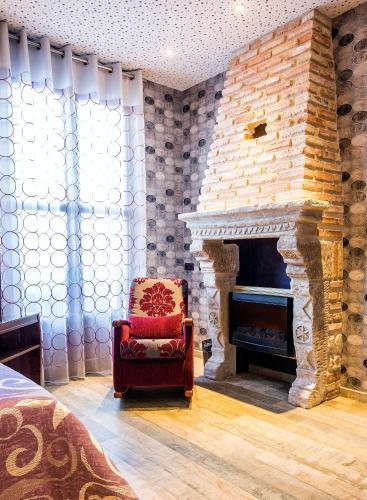 Suite Junior - Uso individual Hotel el Lagar de Isilla 6