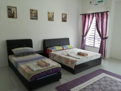 D'lavender Homestay Seri Iskandar