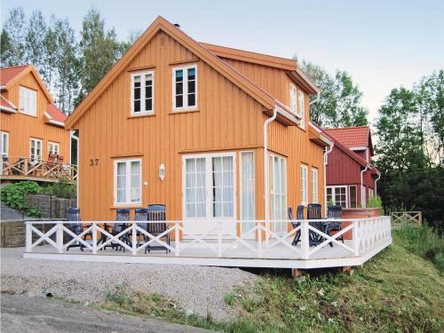 Holiday home Risør 59, Sauvika