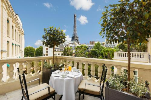 Michelin Hotel Ratings Paris