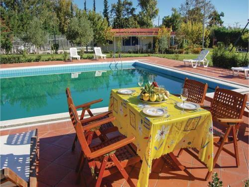 Studio Holiday Home in Kammena Vourla
