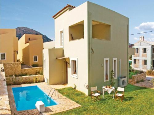 Holiday Home Limni Kourna 02