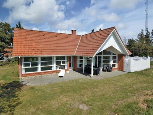 Holiday home Blavand with Sauna 293