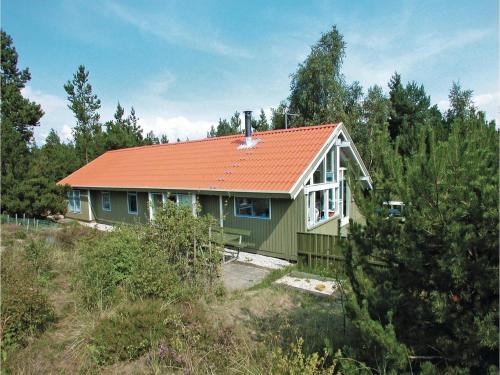 Holiday home Bugten Oksbøl III