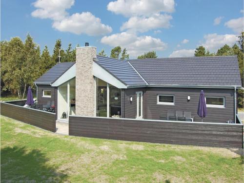 Holiday home Bjergbovej Blåvand II