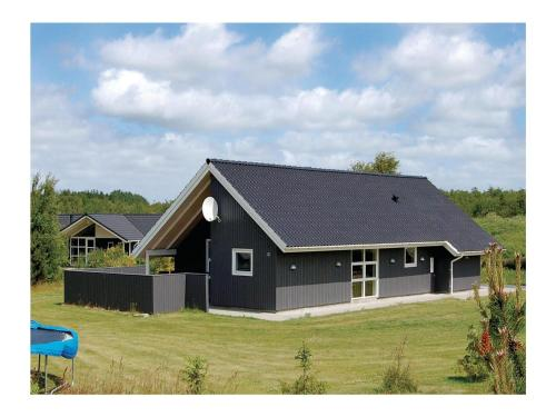 Holiday home Møllevangen Oksbøl I
