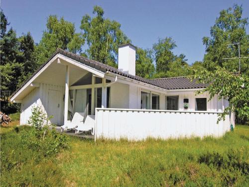Holiday home Skovsangervej Nexø Denm