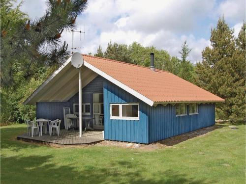 Holiday home Birkelunden Oksbøl I