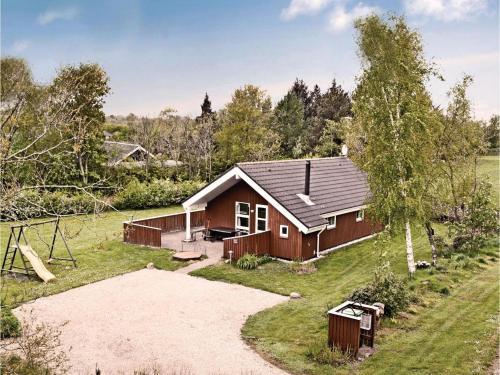 Holiday home Sydskrænten Oksbøl IX
