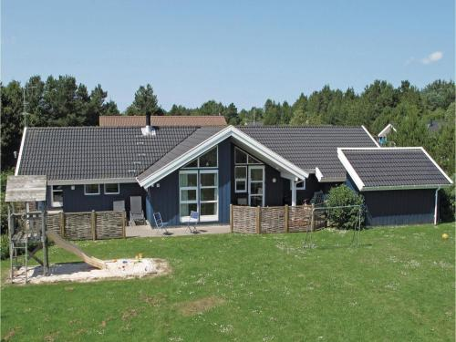Holiday home Hindbærvangen Oksbøl XII