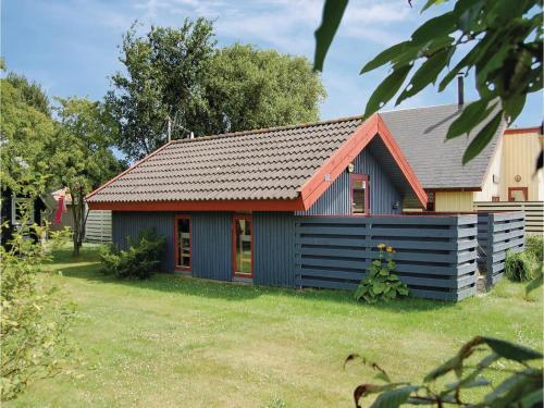 Holiday home Bork Hytteby Hemmet