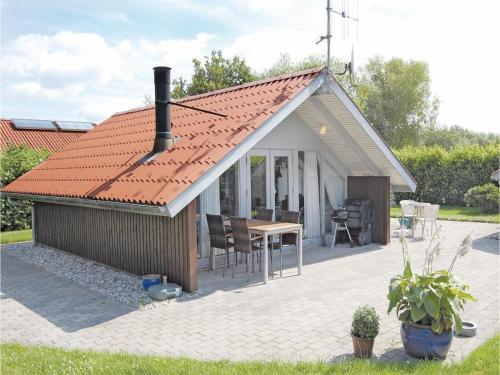Two-Bedroom Holiday Home in Hemmet