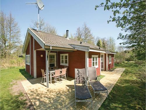 Holiday home Boesparken Aakirkeby VI
