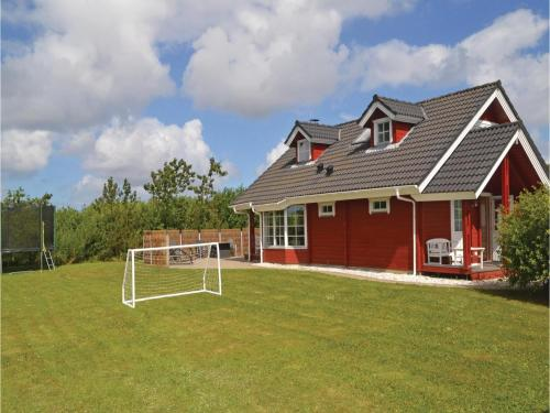 Holiday home Tyttebærvej Tarm V