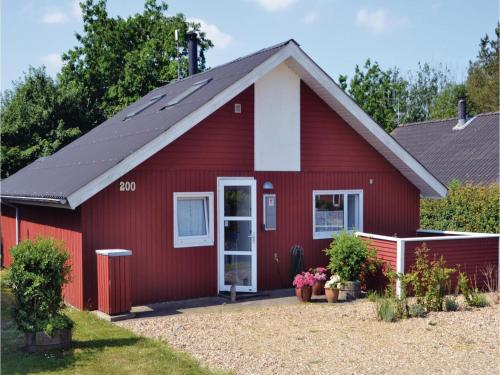 Two-Bedroom Holiday Home in Hemmet