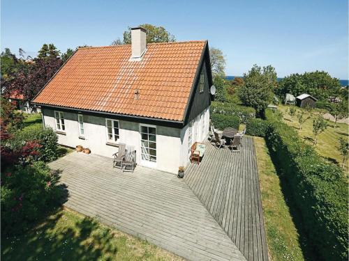 Holiday home Denmark Gudhjem