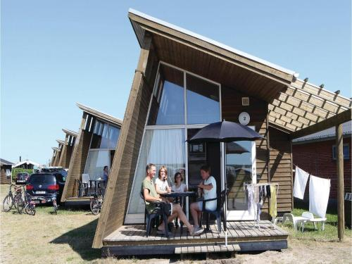 Holiday Home Hvide Sande 03