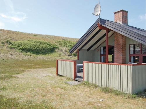 Holiday home Julianevej Hvide Sande III, Bjerregård