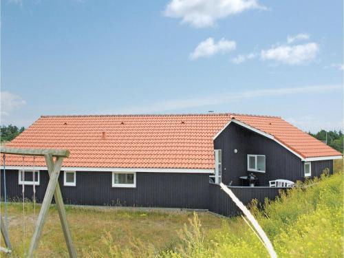Holiday home Bjerregårdsvej Hvide Sande Denm xa