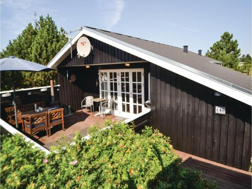 Holiday home Hvide Sande 54