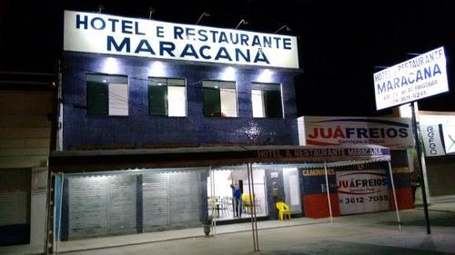 Hotel e Restaurante Maracana
