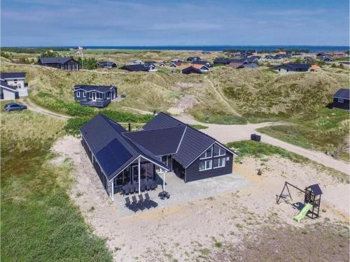 Holiday Home Hvide Sande with a Fireplace 04