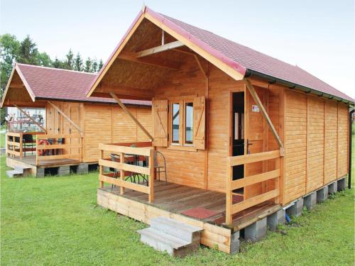 Studio Holiday Home in Nowe Warpno photo 2
