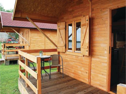 Studio Holiday Home in Nowe Warpno photo 14