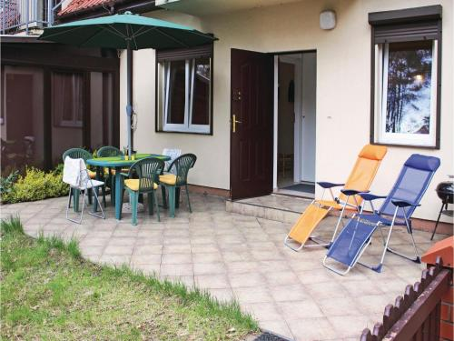 One-Bedroom Holiday Home in Pobierowo, Поберово